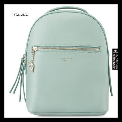 ♔MissyJ英國代購♥ Fiorelli Anouk 英倫潮流品牌清新薄荷綠色極簡霧面仿皮革小雙肩包休閒後背包