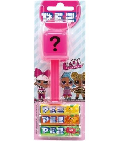 【BOBE便利士】澳洲 PEZ 皮禮士貝思玩偶水果糖