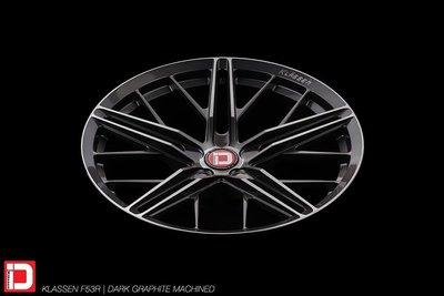 【廣明輪胎】Klässen ID Wheels F53R/旋壓旋鍛 18/19/20吋鋁圈 $34000起/套