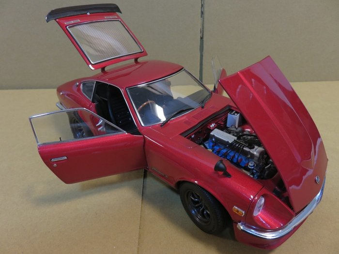 =Mr. MONK= Kyosho Nissan Fairlady Z (S30) 全新開模商品