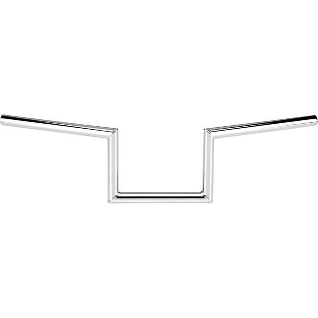 (I LOVE樂多)USA Biltwell ZED 手把 1吋 7/8 電鍍銀&亮黑 哈雷 關節把 街車把