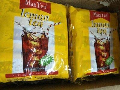 熱銷現貨 印尼 MaxTea Lemon Tea 檸檬茶