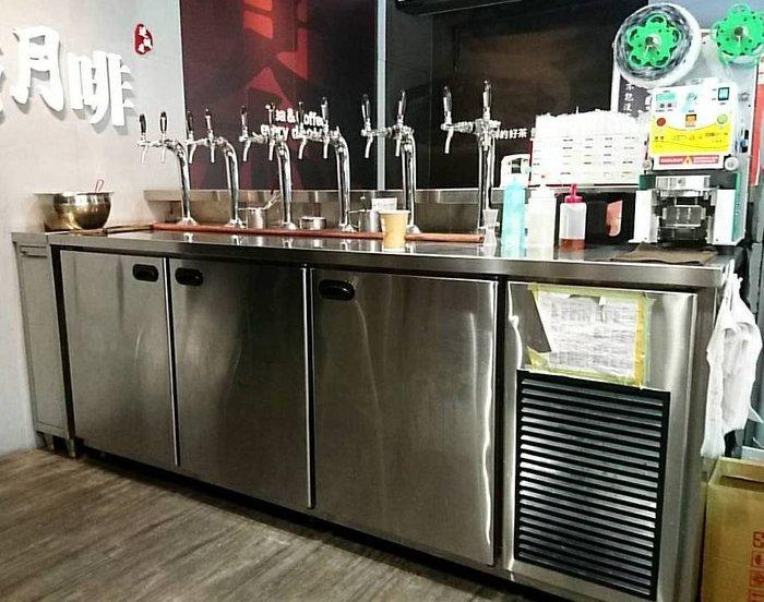 『隆安餐飲設備』訂製料飲品拉吧冰箱~啤酒拉吧機~飲料拉吧機~飲品拉吧機~啤酒機