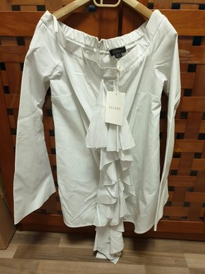 ELLERY 長袖 白色。特價至1/20