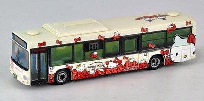 TOMYTEC N規 300441 北九州市交通局 ハローキティ バス2号車(リボンver.)