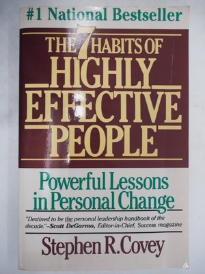 The 7 Habits of Highly Effective People_Covey_與成功有約原文〖企管〗CAL