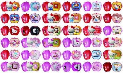 【絕版品】麥當勞 Hello Kitty 35週年 限量蘋果典藏組 共36款