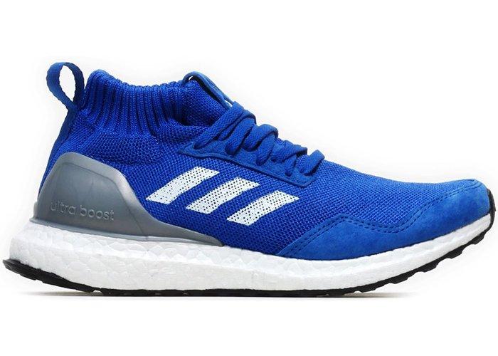 現貨 Adidas Ultra Boost Run Ghru Time MID 藍 法國 限量 US8.5
