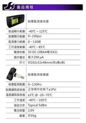 【彰化小佳輪胎】為升 CUB BP41 (TPMS) 無線胎壓偵測器 BP-41