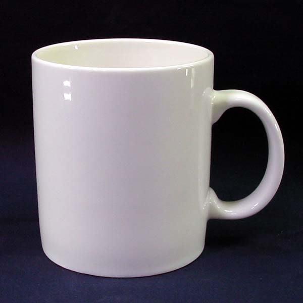 【無敵餐具】台灣製陶瓷馬克杯(480cc)可耐熱/接受印製專屬logo【HDC-03】