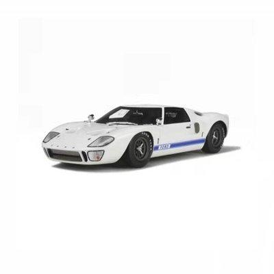 GT SPIRIT 1:新18 福特 GT40 汽新款車模型KP02