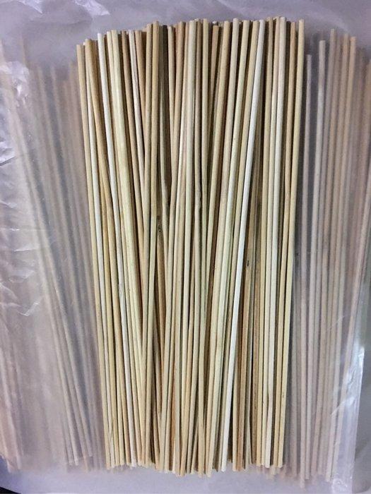 棉花糖專用竹籤 1包500支竹籤 37.5公分竹籤 雙面平頭竹籤