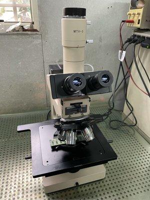 Olympus BH2 MJL Metallurgical BF DF Material Microscope金相顯微鏡
