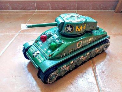 懷舊大型日本制,鐵皮坦克