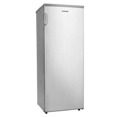 TATUNG 大同 直立式 風冷無霜 冷凍櫃 TR-158SFH-S $11900