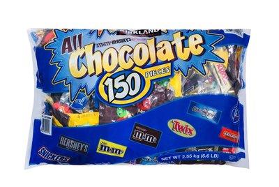 costco線上代購 #999984 綜合巧克力袋 2.55公斤