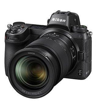 【柯達行】Nikon Z6 + Z 24-70mm f/4 S + FTZ環 無反全幅旗艦微單眼相機 平輸店保/免運.A