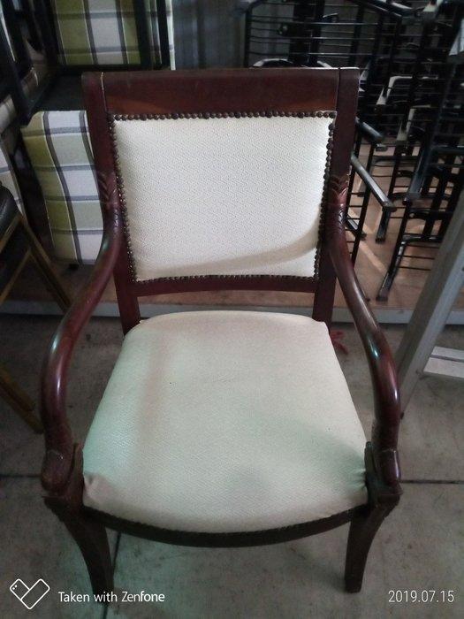 大高雄二手貨中心(全省買賣)---歐式餐椅    巴洛克餐椅    用餐椅      別錯過