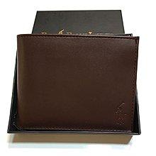 Polo Ralph Lauren Men's Brown Wallet 銀包