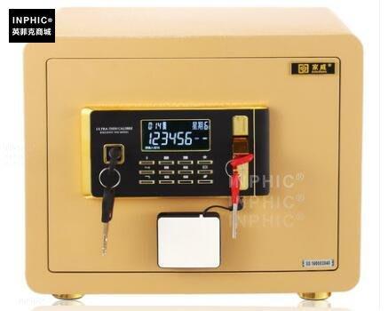 INPHIC-保險櫃家用小型迷你 防盜保險箱 全鋼入牆保管箱_S01900C