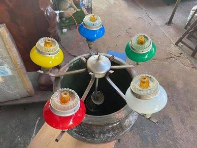 林衝浪私倉聊五燈獎燈,奶油燈,花磚,磁磚,瓷器,玻璃罐等