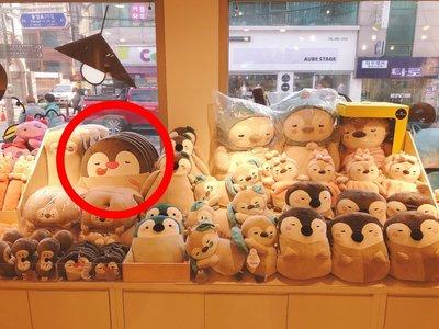 【預購】【韓國代購】韓劇愛的迫降~Butter企鵝坐墊