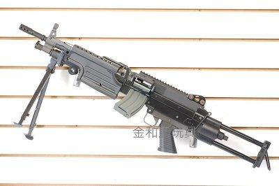 JHS((金和勝 生存遊戲專賣))免運費 CA M249PARA 電動槍 6423