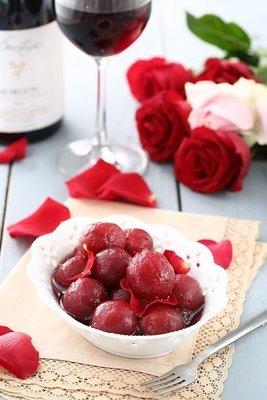 【私房蔡先生】果釀系列—酒漬玫瑰蕃茄550g/罐  素  用心做出☞屬於台灣味的泡菜☆