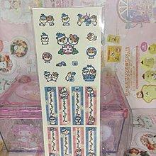 Sanrio Coro Coro kuririn CK鼠 2001年 日本版 貼紙