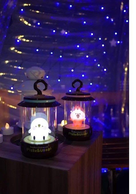 7-11史努比-卡娜赫拉 【USB充電造型夜燈 兔兔款】另售 閃光抱抱公仔、USB充電造型夜燈、USB風扇、遙控直升機