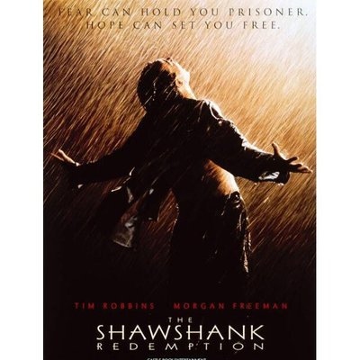 【博鑫音像】電影 刺激1995/肖申克的救贖 DVD 國語英語 全新盒裝 收藏版@WC