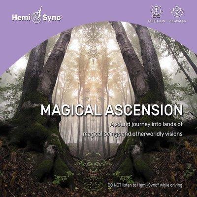 [心靈之音] 魔法揚昇 Magical Ascension-美國孟羅Hemi-Sync雙腦同步CD-美國進口原裝新品
