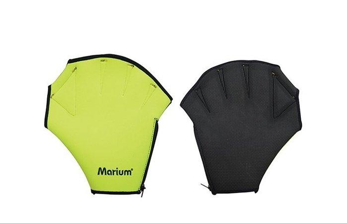 體育課 MARIUM MAR-670172 手蹼 游泳訓練 水中有氧訓練 人體工學設計