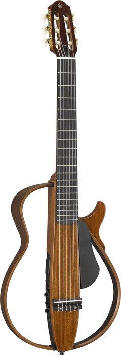 造韻樂器音響- JU-MUSIC - 全新 YAMAHA SLG200NW SLG-200NW 靜音吉他