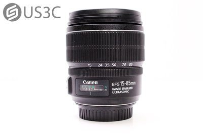 【US3C】Canon EF-S 15-85mm F3.5-5.6 IS USM 標準變焦鏡頭 APS-C 二手鏡頭