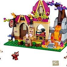 【小瓶子的雜貨小舖】LEGO 樂高積木  Elves精靈系列-阿薩莉和神奇麵包房 LT-41074