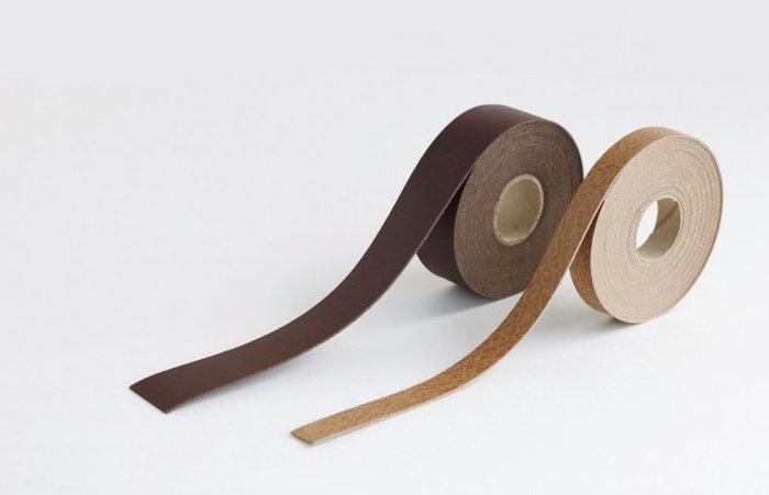 編織FAKE LEATHER TAPE / フェイクレザーテープ人造皮革(小)~進口毛線、編織包包~【彩暄手工坊】