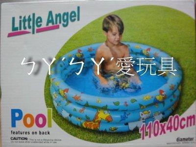 ㄅㄚˊㄅㄚˊ愛玩具,充氣兩用游泳池/遊戲池 (附100顆台灣製7cm球)
