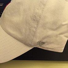 【血拼妞】47 BRAND BOSTON RED SOX ABATE 小 LOGO 紅襪 棒球帽 白色《預購》