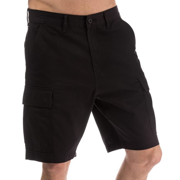 南◇2020 5月Levis Mens Carrier Cargo 短褲黑色 大口袋工作褲 工裝休閒 232510006