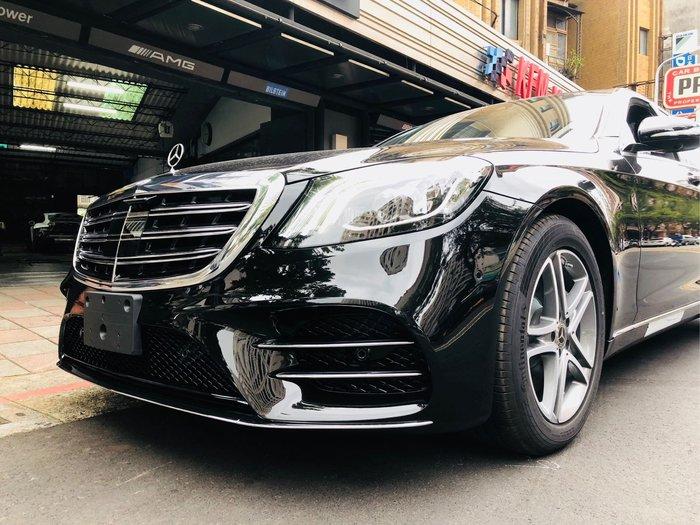 國豐動力 AMG Benz S63 S65 賓士原廠AMG新款大包 歡迎洽詢 含施工