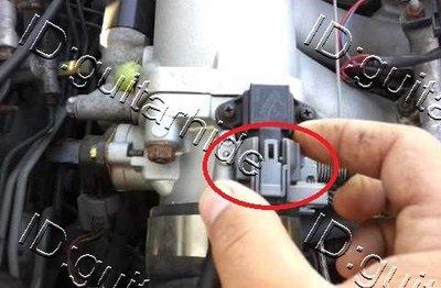 本田 HONDA 喜美 CIVIC K6 K7 K8 CRV1節氣門感知器 大氣壓力感知器 MAP TPS 插頭