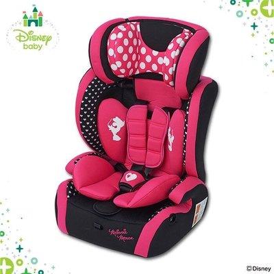含運5900元 迪士尼 Disney 米妮 汽車安全座椅 汽座 兒童座椅 汽車座椅 海運直送到府 無現貨