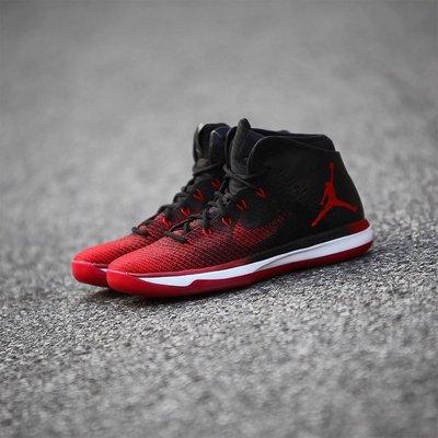 S.G Nike Air Jordan XXXI 31代 BANNED 禁穿 黑紅 AJ31 籃球鞋845037-001