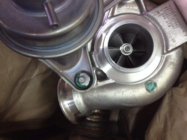 BMW 渦輪增壓器 BMW 135 235 335 435 535 渦輪 BMW 正廠零件