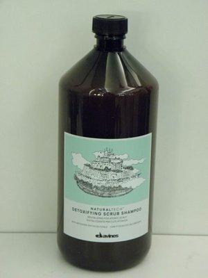 香水倉庫~ davines 特芬莉(達芬尼斯) 深層淨化洗髮露 1000ml (特價1000元~2瓶免運) 高雄可自取