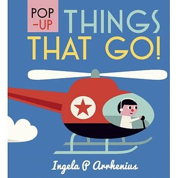 Pop-up Things That Go!  立體書