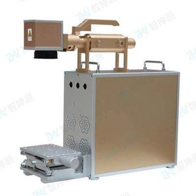 銘晟數控MS-G20CS可手持便攜式光纖雷射打標機/光纖雷射雕刻機/金屬雷射光纖打標機/雷射光纖雕刻機/便攜式光纖打標機