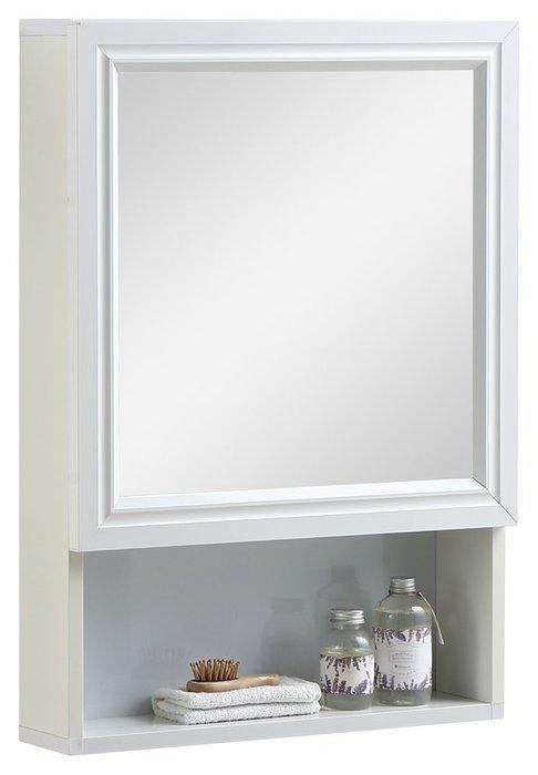 FUO衛浴:50X70高合金材質可收納鏡櫃廠家出清
