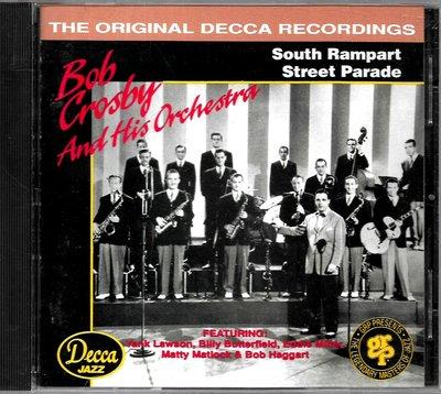 Bob Crosby & His Orchestra / South Rampart Street Parade(美版)